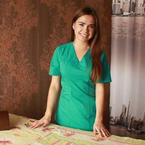 Ольга Михайловна Елизарова